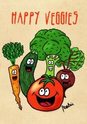 Веселое вегетарианство!